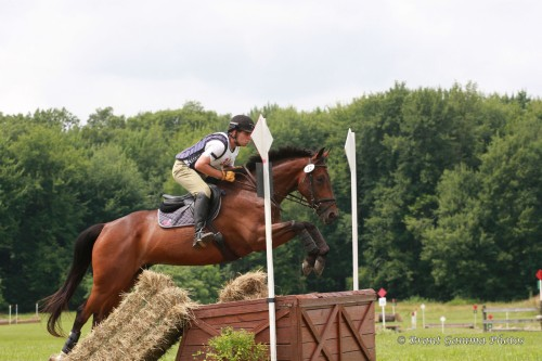 Jack's 1st Training @ South Farm last summer
