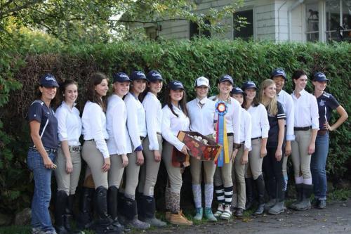 Leigh's IEA Team