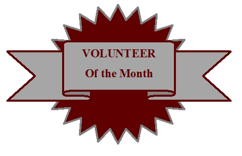 Volunteer of the Month